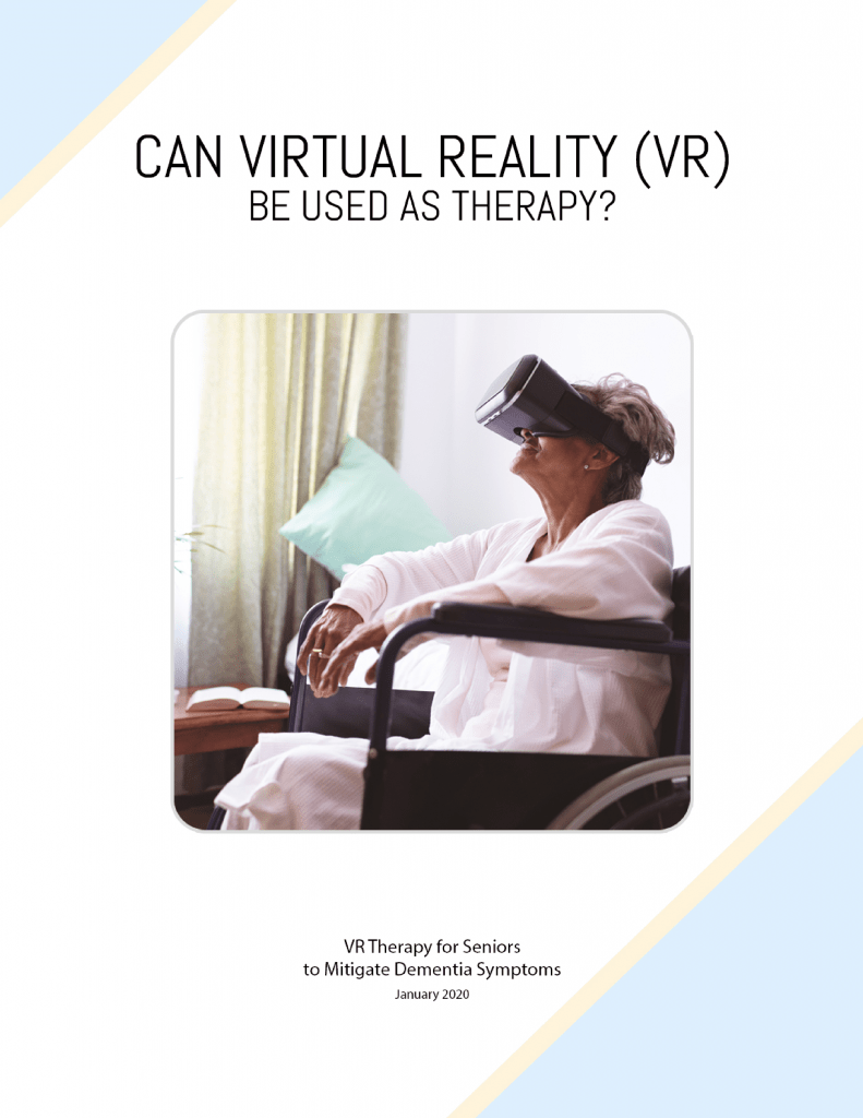 VR Therapy Whitepaper