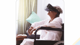 Download this White Paper that discusses if one can build an effective VR Therapy for Seniors to Mitigate Dementia Symptoms.
